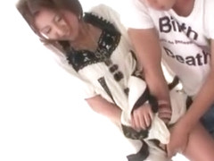 Horny Japanese girl in Fabulous JAV video