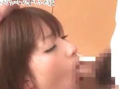 Incredible Japanese slut in Hottest JAV scene