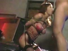 Amazing Japanese slut Maria Yumeno in Best Big Tits, Fishnet JAV movie