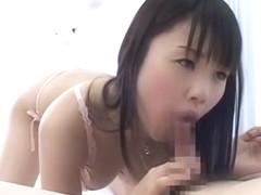 Exotic Japanese whore Tsubomi in Crazy Teens, Blowjob/Fera JAV clip