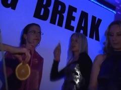 Crazy pornstars Defrancesca Gallardo, Alexa Bold and Lena Cova in horny brazilian, lingerie adult .