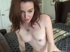 Fabulous pornstar Emma Evins in Incredible Redhead, Dildos/Toys sex video