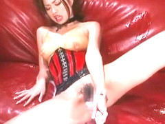 Best Japanese whore Risa Kasumi in Fabulous Lingerie, Solo Girl JAV movie