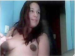 EIGHT 8 MONTHS PREGGO  MEXICAN WHORE PLAY ON WEB CAMERA