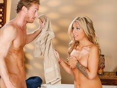Madelyn Monroe & Ryan McLane in I Can Help You Out Video