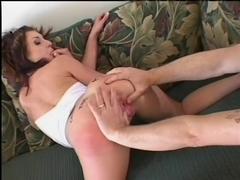 Melissa Lauren Loves Nasty Ass Toying