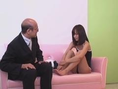 Skinny, Tiny-Tit, Japanese Girl - Part 2