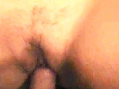 Married woman fucks her lover while husband is away