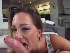 Big Tit Blonde Destiny Dixon Begs for Cocks