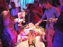 Naked on Stage-123 N17