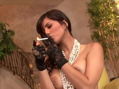 Crazy pornstar Sunny Leone in Fabulous Masturbation, Dildos/Toys adult video