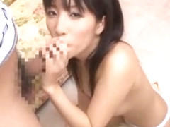Incredible Japanese chick Hikaru Yuki in Hottest POV JAV movie