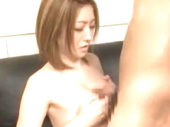 Best Japanese girl Ai Haneda in Horny Cunnilingus, Blowjob/Fera JAV video