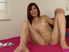 Amazing pornstar Leah Cortez in Best Brunette, College sex movie