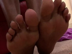 Amazing pornstar Krystal Blake in Crazy Black and Ebony, Masturbation porn video