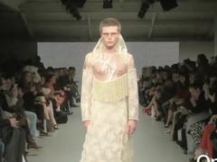 Nude Pam Hogg London Fashion Week CHARLIE.mp4