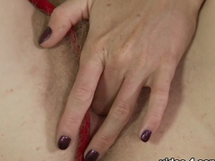 Fabulous pornstar in Amazing Redhead, Solo Girl porn movie