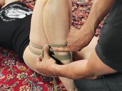 Incredible fetish adult scene with exotic pornstar True Blue from Kinkuniversity