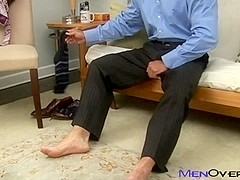 MenOver30 Video: Dressed for Sex-cess!