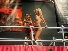 Jennifer Stone en Ficeb 2007