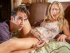 Carter Cruise & Logan Pierce inForbidden Affairs #05 - My Wife's Daughter, Scene #02