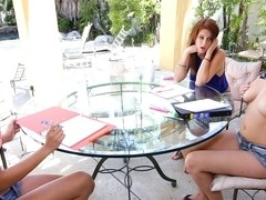 Slutty Study Group Movie