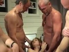 five old lads -bymonique