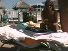 Fucking at the resort !!!