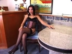 Slim latina Tgirl is a perfect lover girl