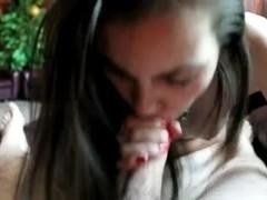 Russian beauty Katya. Very shy on 1st movie scene.
