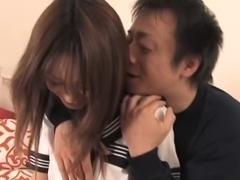 Ami Matsuda Uncensored Hardcore Video with Creampie, Fetish scenes