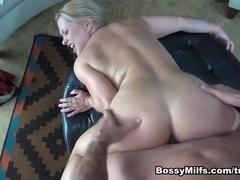 Katja Kassin in My First Milf - BossyMilfs
