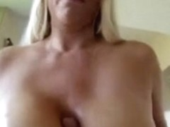 This lascivious mother I'd like to fuck has some large arse marangos PTD
