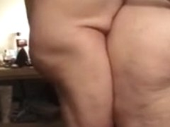Shy BBW sucks and fucks