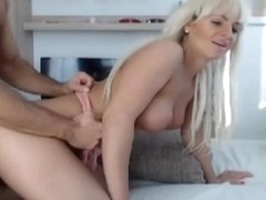 Blonde Babe Gets Fucked In Multiple Sex Positions