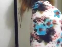 Astonishing gazoo popping livecam panty movie scene