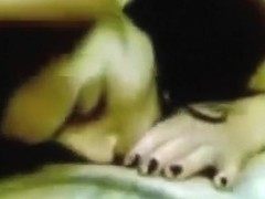Arab couple pov masturbating, oral and cowgirl sex in the bedroom.