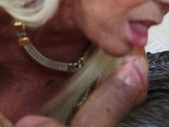 Amazing pornstar Anthony Rosano in Fabulous Facial, Blonde sex clip