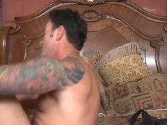 Dale Dabone and busty Lylith Lavey have wild sex