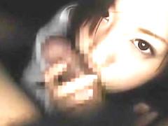 Crazy Japanese chick Mina Hirayama, Reina Akitsuki in Exotic JAV scene