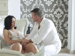 Fabulous pornstar Kira Queen in Best Romantic, Latina adult scene