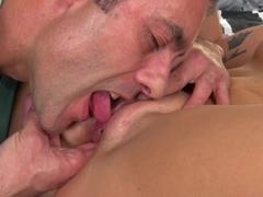 Best pornstars Renato, Krisztina Banks in Exotic Cumshots, Small Tits xxx clip