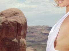 Best pornstars Desert Rose, Blanca Brooke in Incredible Blonde, Babes sex video