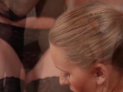 Horny pornstars Whitney Conroy, Anita Vixen in Fabulous Fingering, Stockings xxx clip