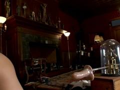 Crazy fetish porn movie with exotic pornstar Danica Dillon from Fuckingmachines