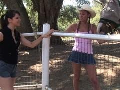 Bobbi Starr & Daisy Layne in Lesbian Triangles #13, Scene #04