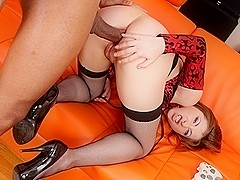 Roxy B, Kid Jamaica in Fuck My Ass Then My Hairy Pussy, Scene #03