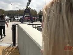 ATKGirlfriends video: Virtual date with Skylar Green