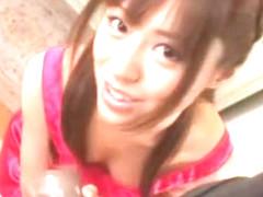 Exotic Japanese slut Rina Rukawa in Incredible POV JAV movie