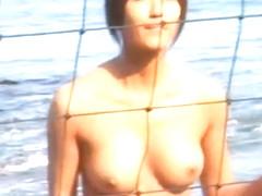 Incredible Japanese chick Nagisa Okamoto in Fabulous JAV scene